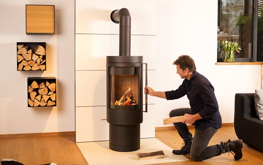sicherheit hase kaminofen magazin. Black Bedroom Furniture Sets. Home Design Ideas